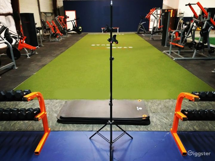 Well-equipped 1700 sq. ft. Fitness Studio in Atlanta
