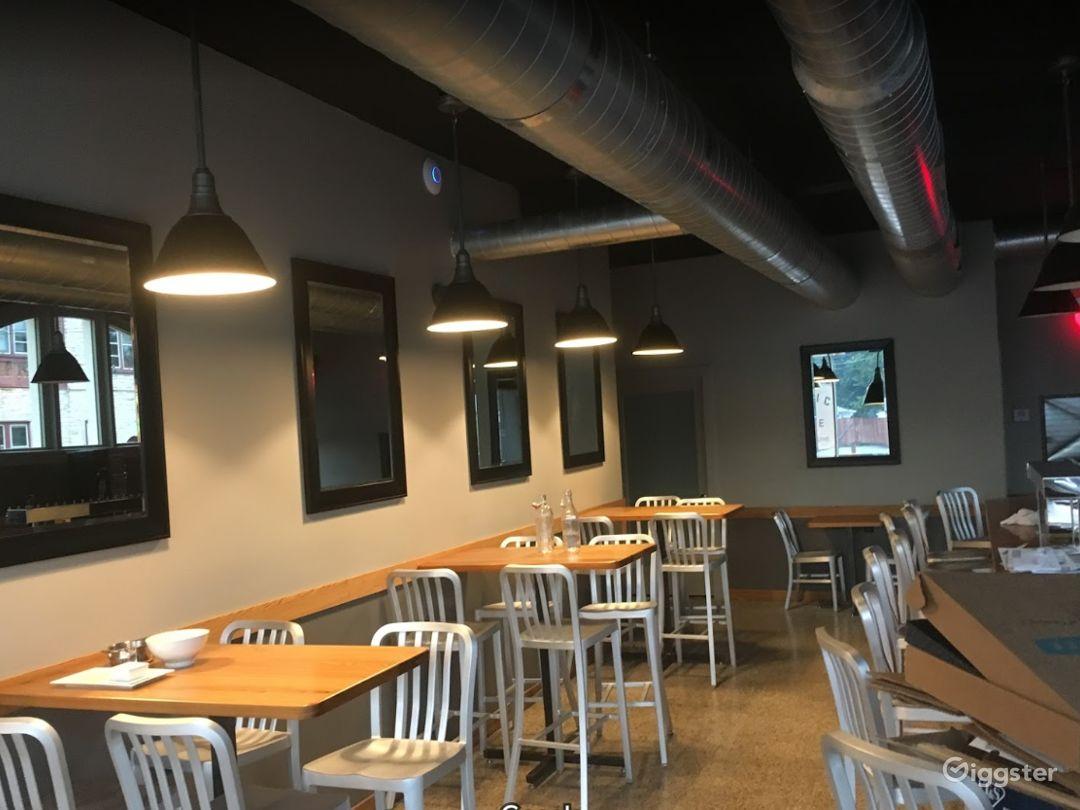 Cozy Indoor Dining Space in West Allis Photo 1