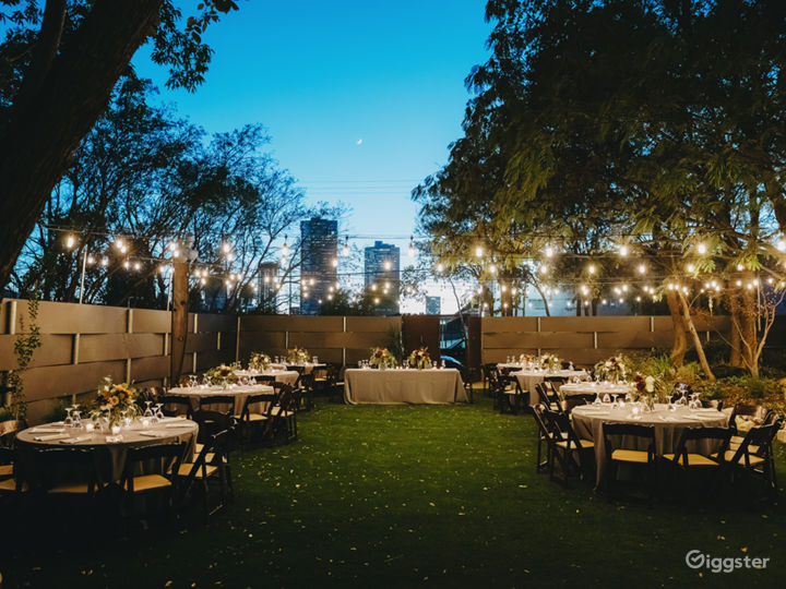 One-of-a-kind atmosphere for your event!  Photo 3