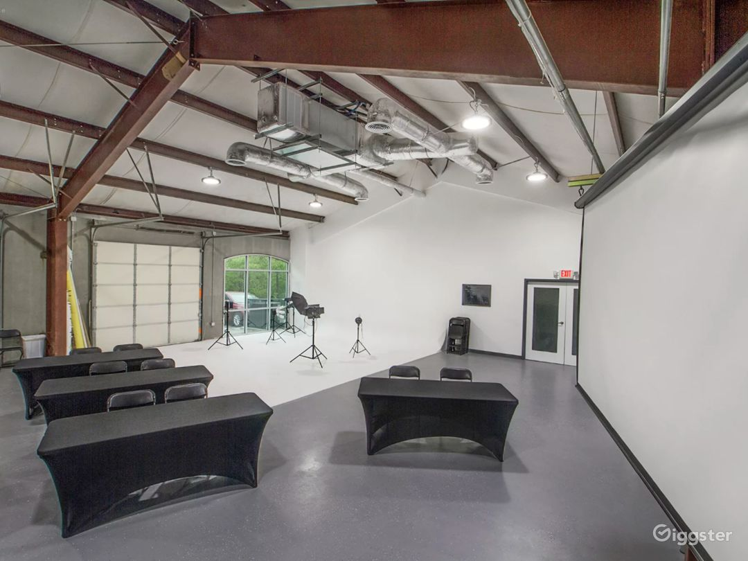 4,000 Sq Ft  Filming Content Creation Center for Rent Photo 5