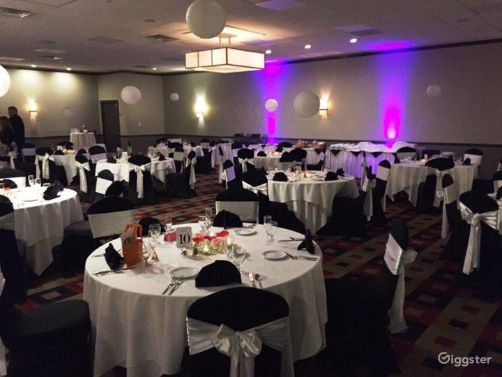 Magnificent Academy Ballroom in Kalamazoo Photo 2