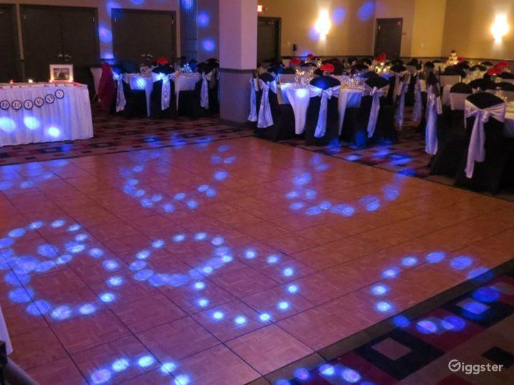 Magnificent Academy Ballroom in Kalamazoo Photo 4