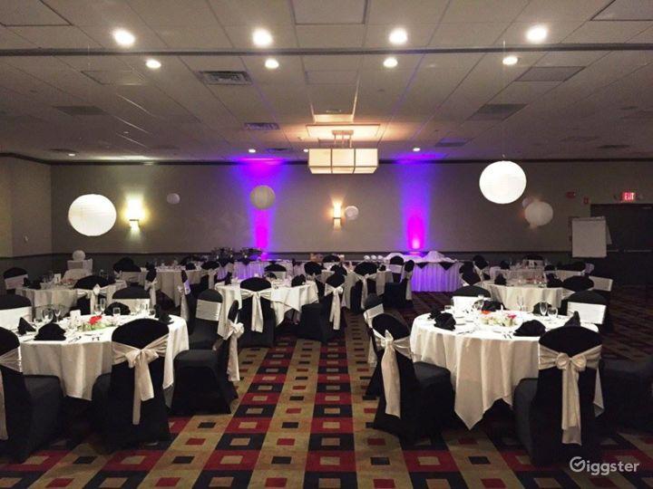 Magnificent Academy Ballroom in Kalamazoo Photo 5
