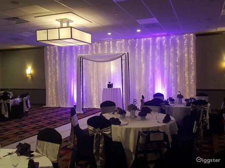Magnificent Academy Ballroom in Kalamazoo Photo 3
