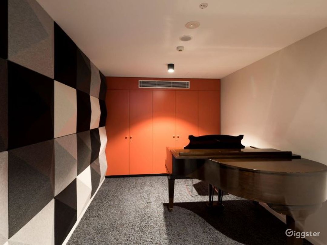 Music Room with Sound Proof Walls Photo 1