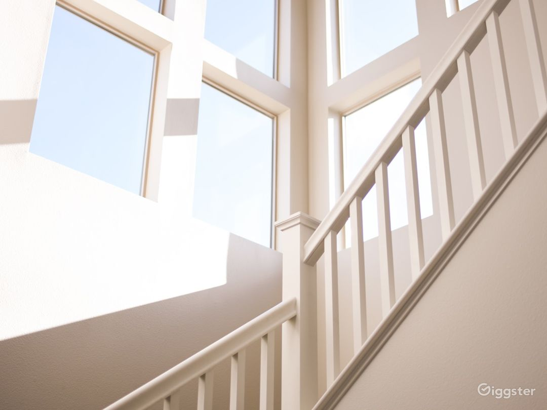 Stairs + Window