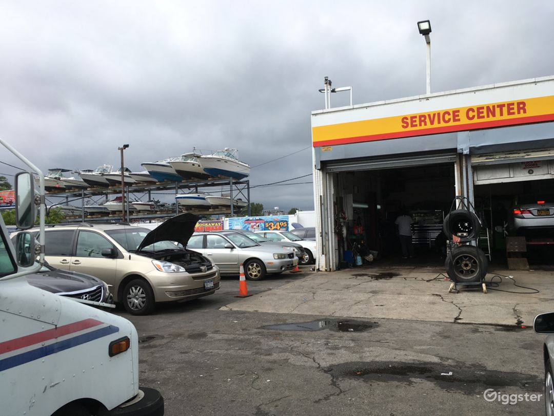 Rockaway Gas Station + Body Shop Photo 1