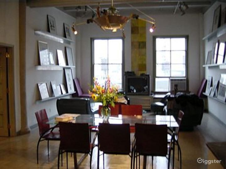 Open plan office space: Location 206 Photo 2