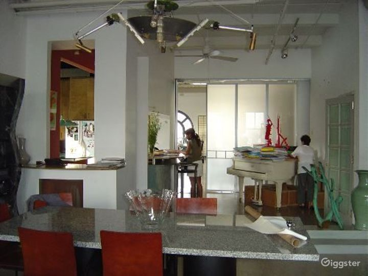Open plan office space: Location 206 Photo 3