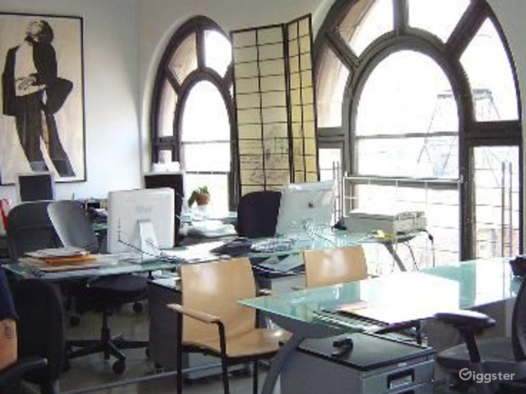 Open plan office space: Location 206 Photo 1
