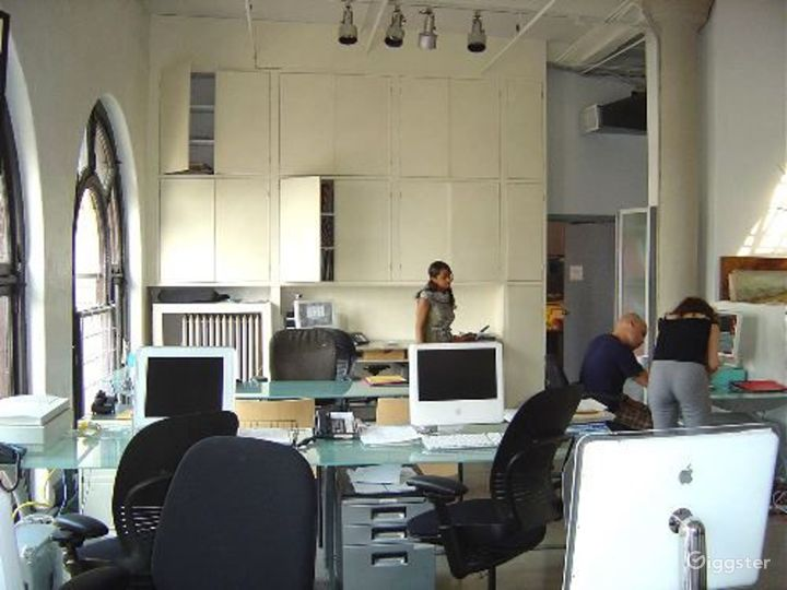 Open plan office space: Location 206 Photo 5