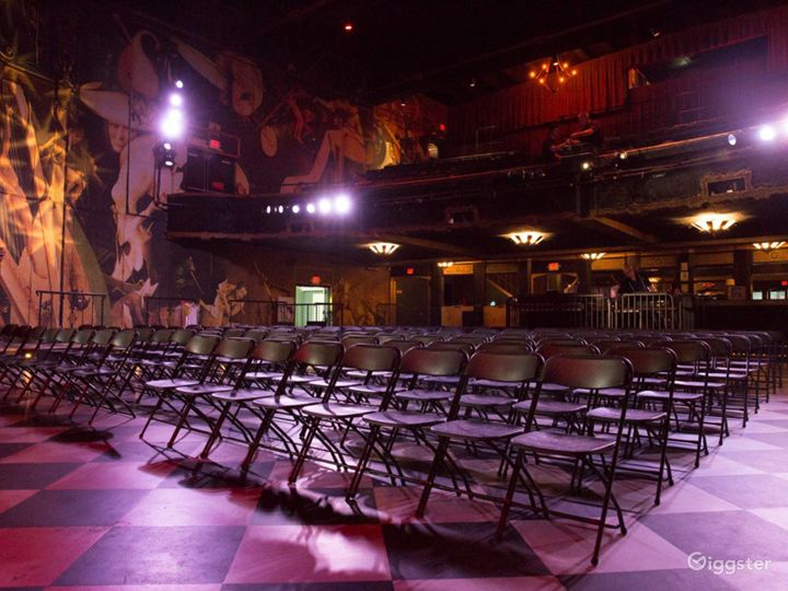 Historic Hollywood Theatre Event Space Photo 2