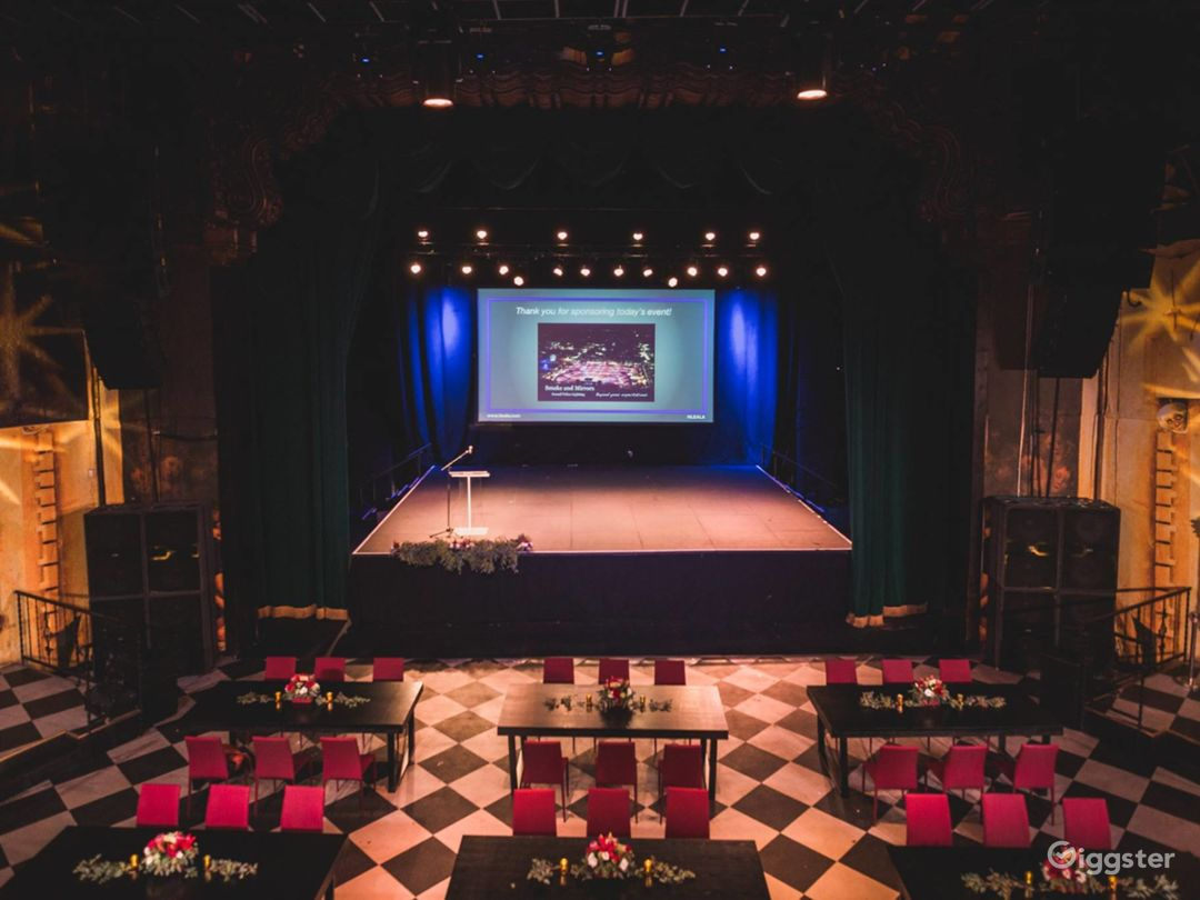 Historic Hollywood Theatre Event Space Photo 1