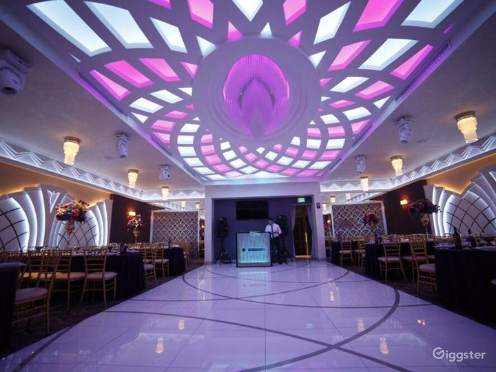 Elegant Banquet Hall in Glendale Photo 4