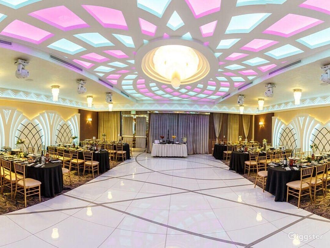 Elegant Banquet Hall in Glendale Photo 1