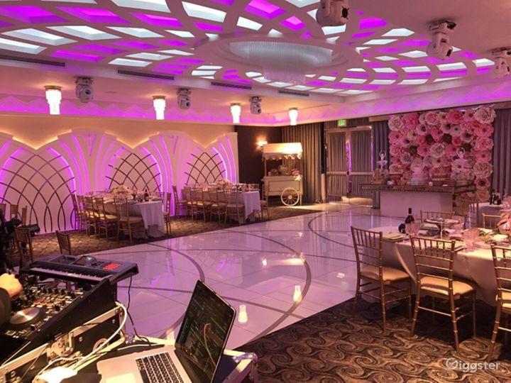 Elegant Banquet Hall in Glendale Photo 2