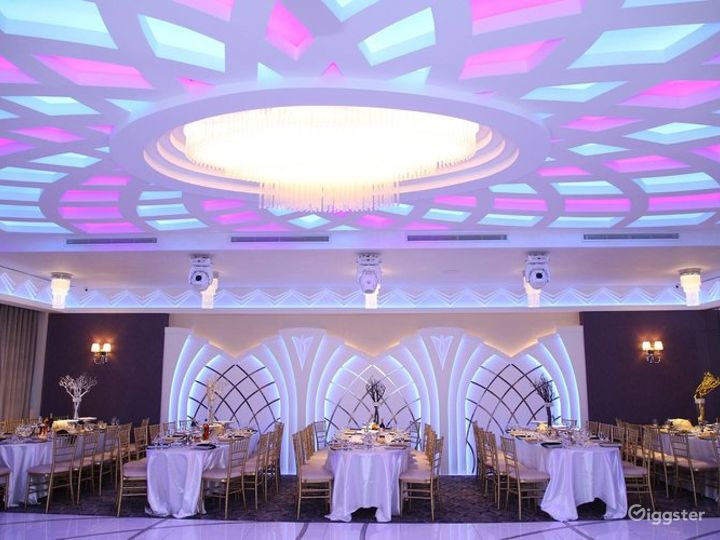 Elegant Banquet Hall in Glendale Photo 5