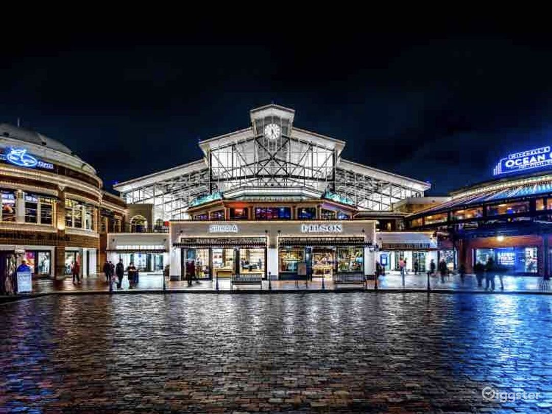Easton Town Center.