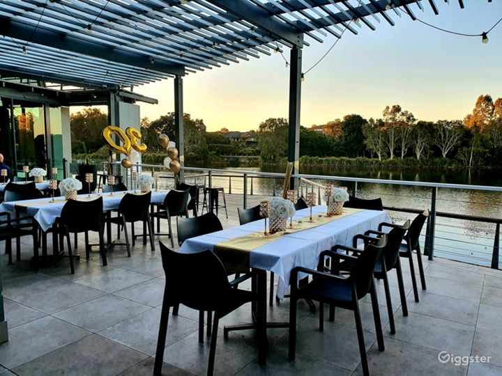 Breathtaking Board Walk Café Restaurant and Deck Photo 2