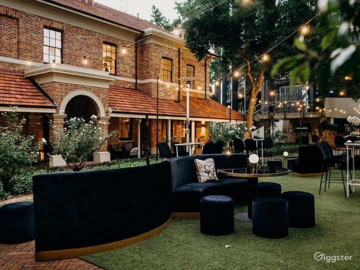 Spacious Outdoor Space and Garden for Events Photo 4