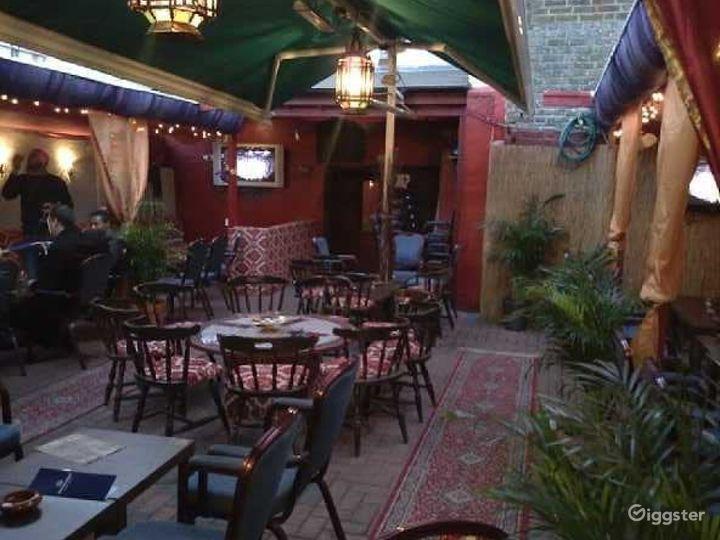 Moroccan Restaurant & Shisha Lounge in London Photo 4