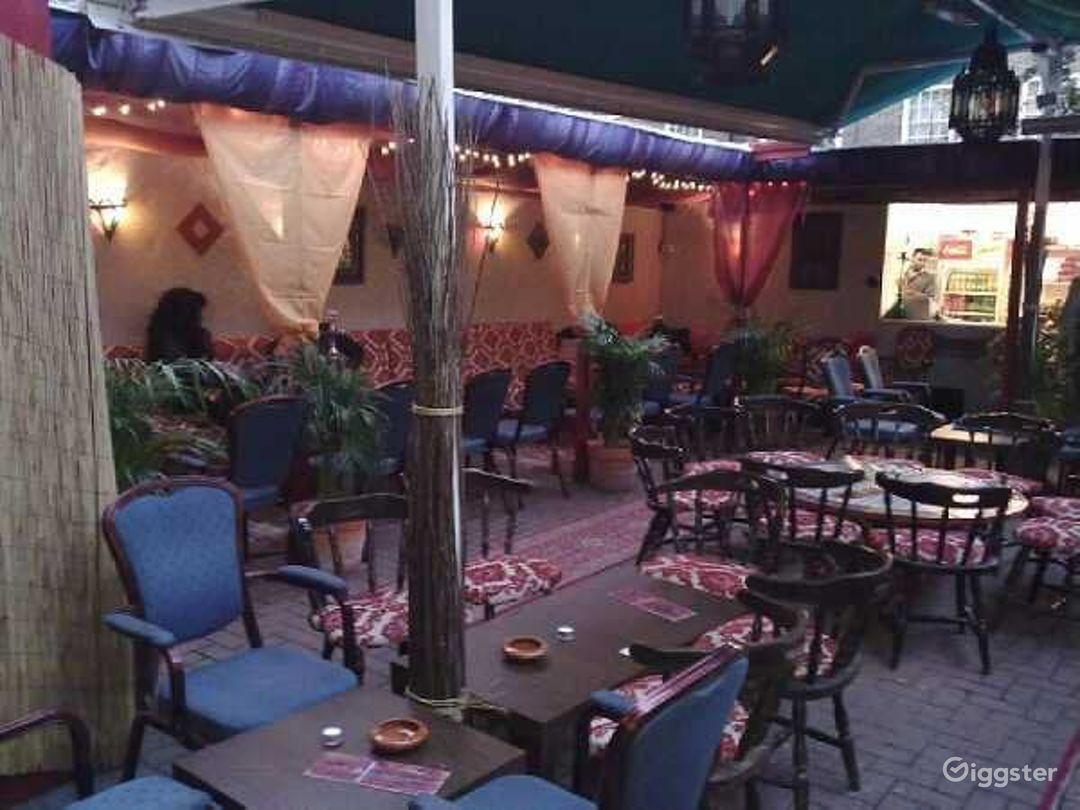 Moroccan Restaurant & Shisha Lounge in London Photo 1
