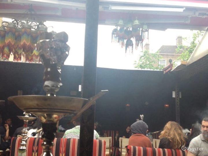 Moroccan Restaurant & Shisha Lounge in London Photo 5