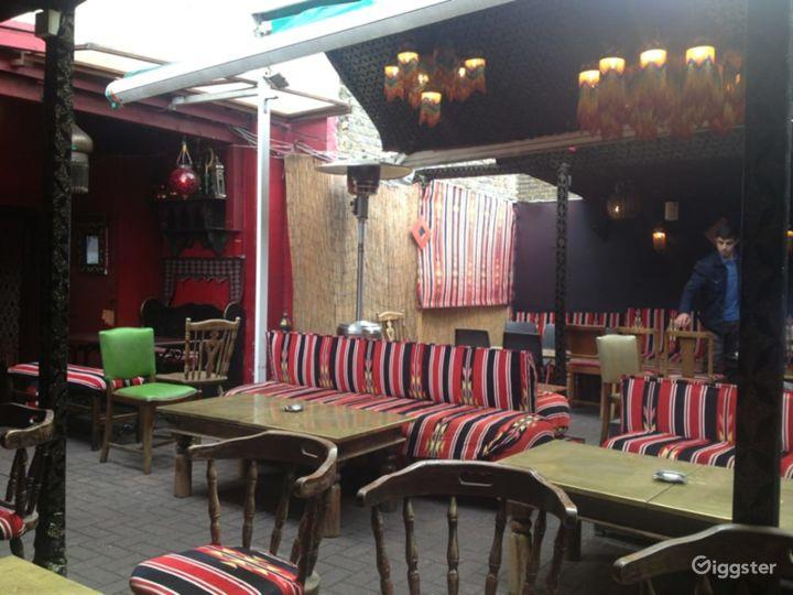 Moroccan Restaurant & Shisha Lounge in London Photo 2