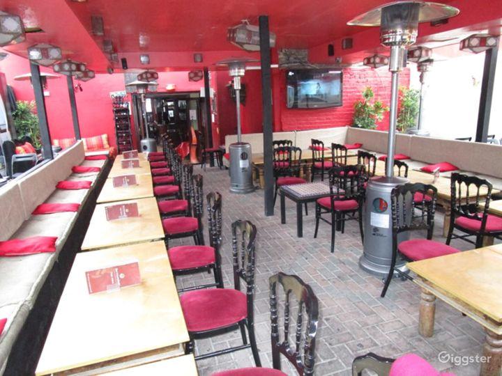 Moroccan Restaurant & Shisha Lounge in London Photo 3