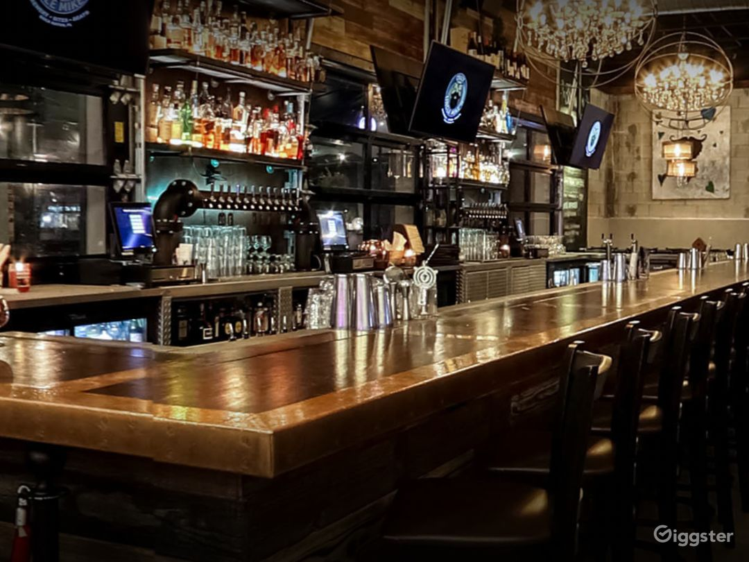 Cozy Bar Area with Stage View in Florida Photo 1