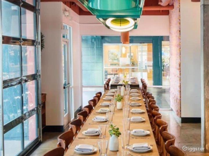Artistic Cork Room in Santa Monica Photo 3
