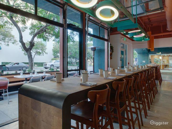 Artistic Cork Room in Santa Monica Photo 4