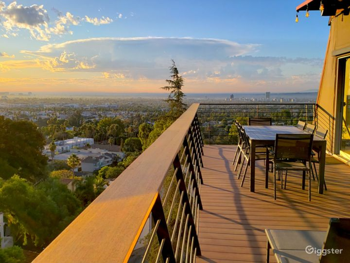 Architectural Wonder Above Sunset-WeHo w/ Big View Photo 3