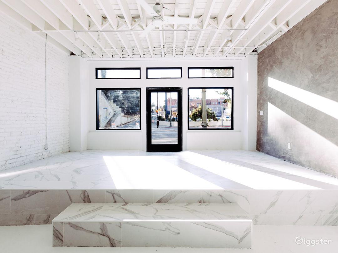 Big Room / Studio space: Marble Stage