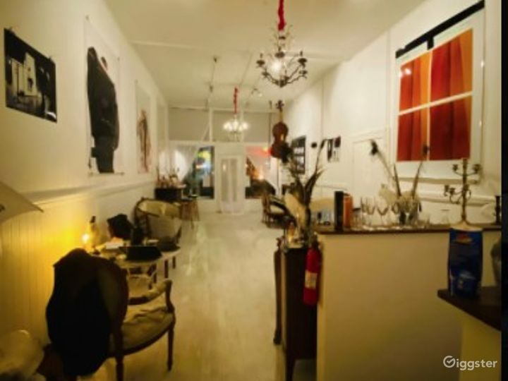 Speakeasy, Art gallery with an Outdoor Garden in the Heart of North Beach - Buyout Photo 2