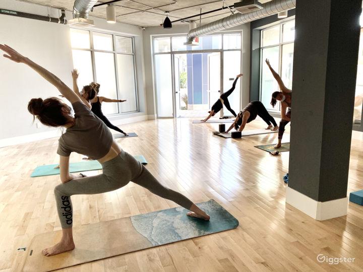 Yoga Studio in LA Photo 5