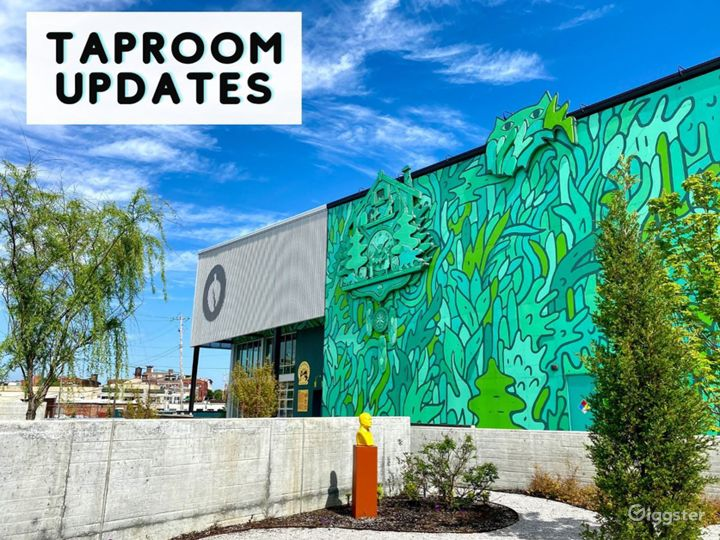 Art Forward Downtown Taproom with Beer Garden Photo 3