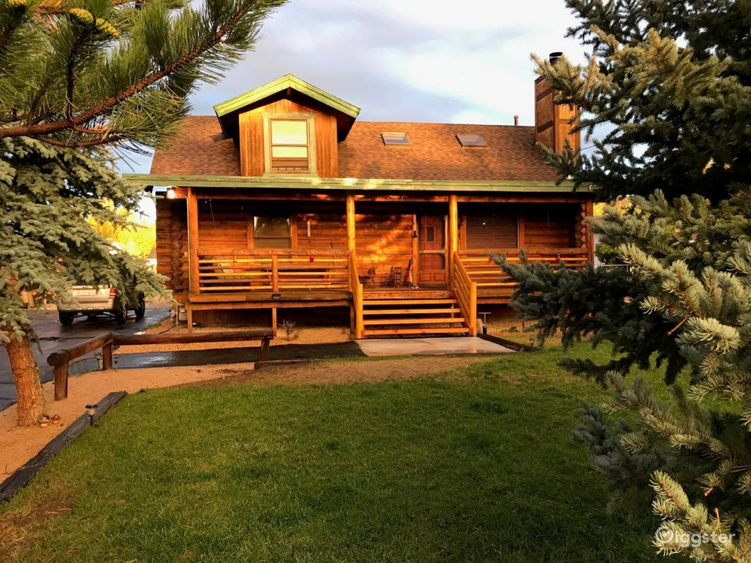 Rustic Small Ranch Photo 1