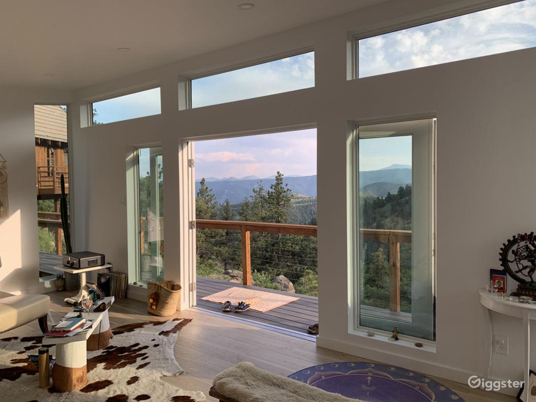 Boho Mountain Studio!