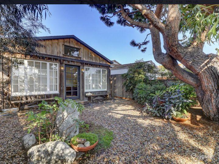 Japanese Zen Cottage, Garden, and Artist Studio