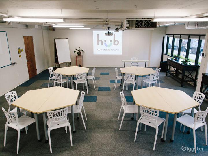The Hub Workshop Room