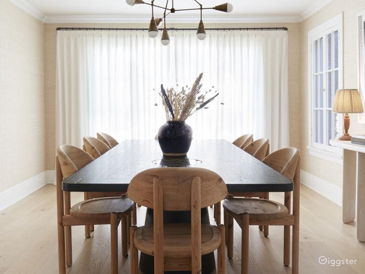Nordic Modern Tudor - Interior Designer Home  Photo 2