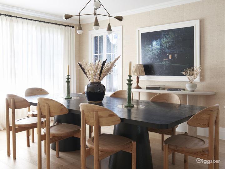 Nordic Modern Tudor - Interior Designer Home  Photo 3