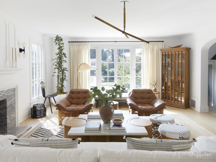Nordic Modern Tudor - Interior Designer Home  Photo 4