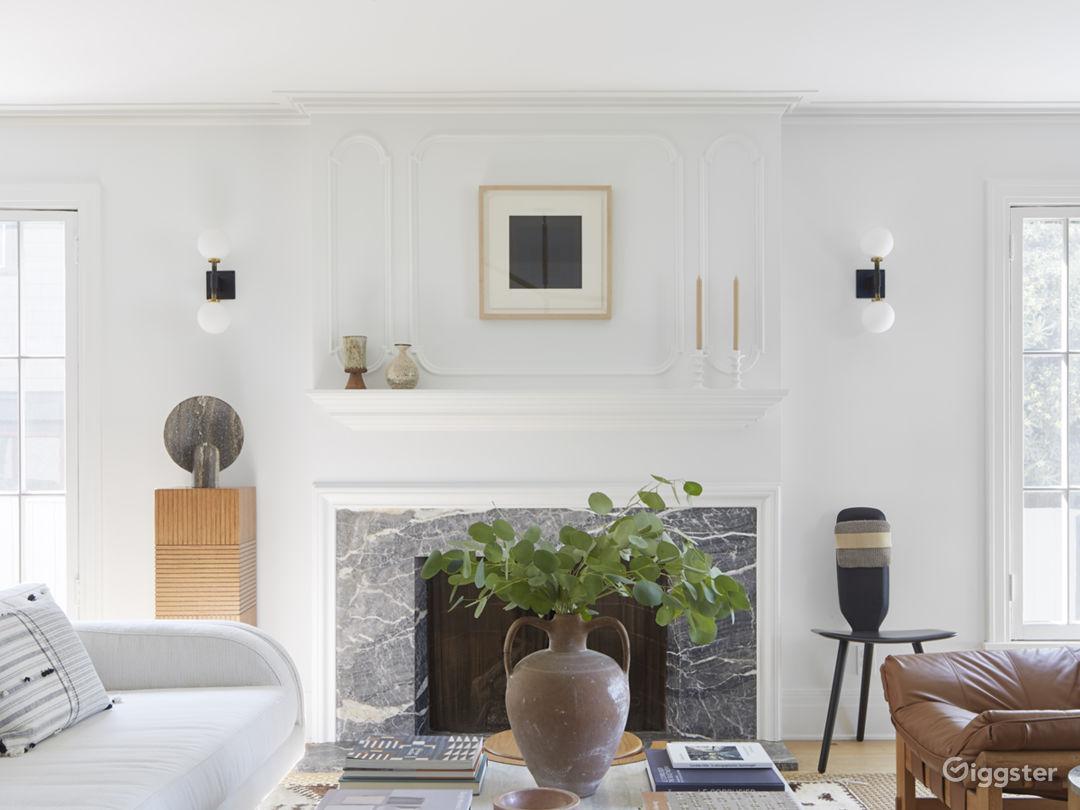 Nordic Modern Tudor - Interior Designer Home  Photo 1