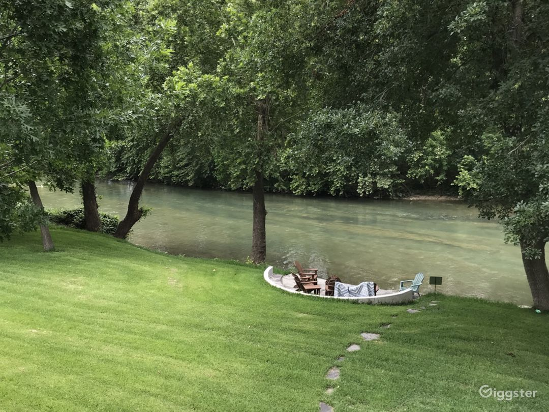 2/3 Acre on Guadalupe River