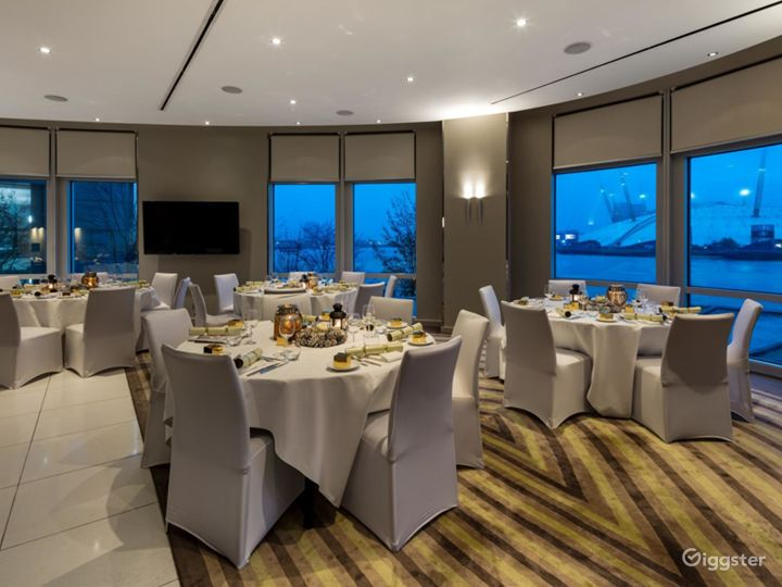 Bright & Spacious River Room in Canary Wharf, London Photo 5
