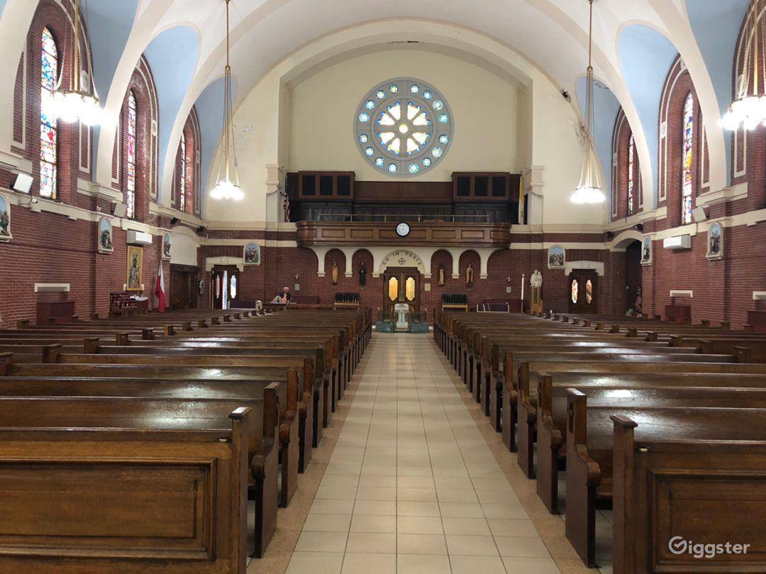 Ornate Church Photo 3