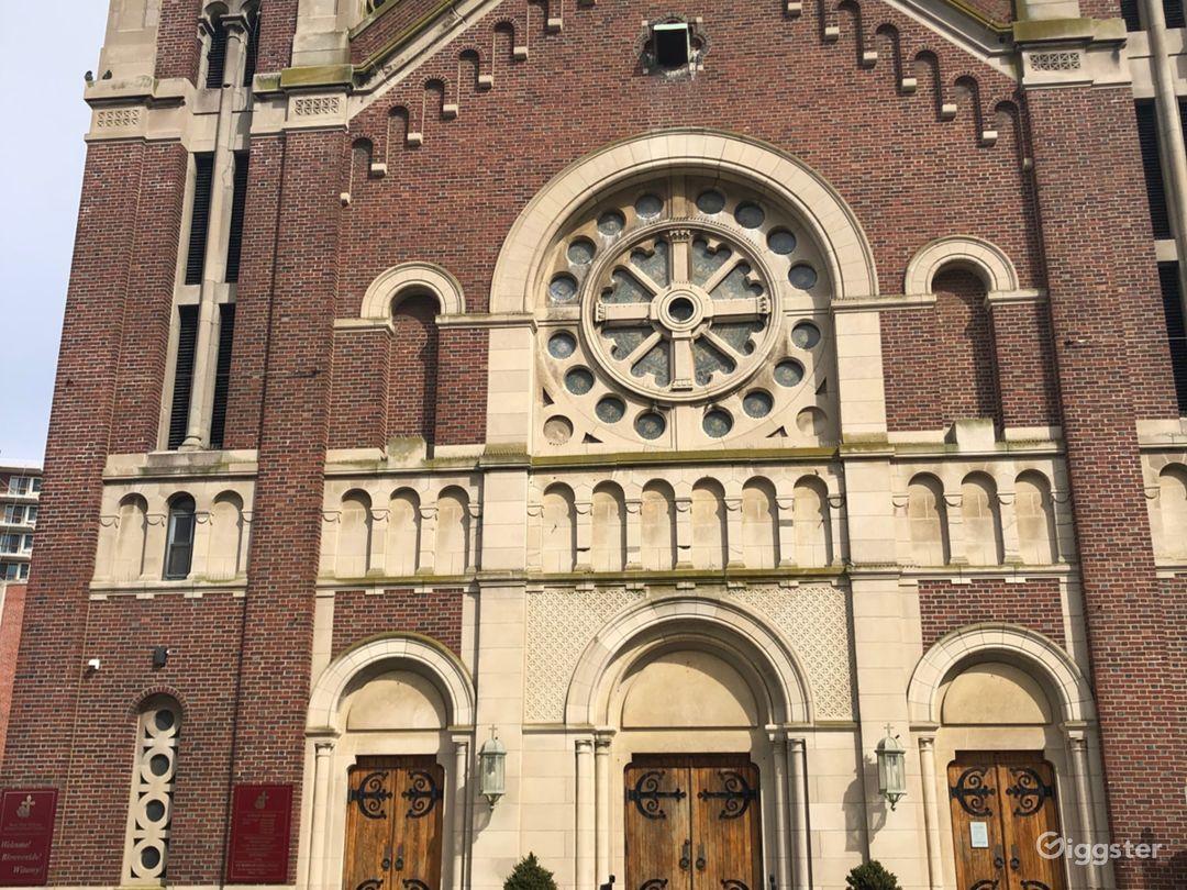 Ornate Church Photo 1