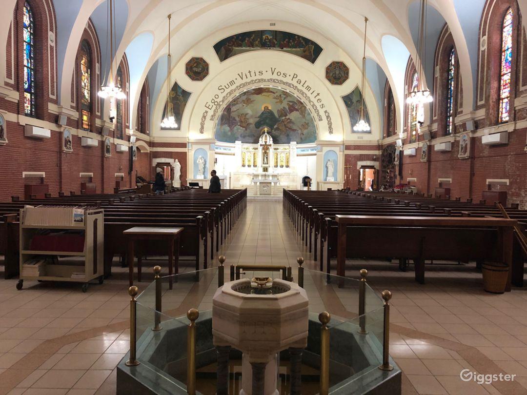 Ornate Church Photo 5